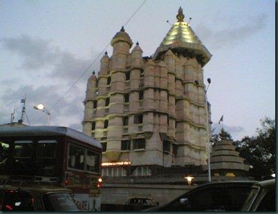 L'exercice démocratique ne fait pas recette chez les riches dans Je l'ai lu dans le journal! Siddhivinayak-Temple