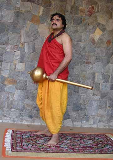 yogi-ashwini-1 Gourou dans Spleen des rues