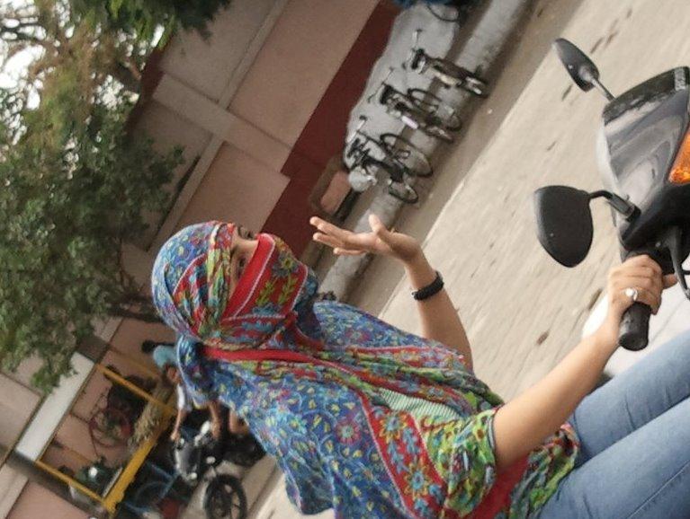 Le Maharashtra veut dévoiler ses jeunes filles. dans Je l'ai lu dans le journal! duppattacoveringface